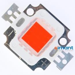 Фото Светодиод LED 10W красный