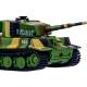 Фото Танк на р/у Great Wall Toys Tiger 1:72 Khaki Green