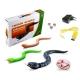 Фото Змея Le Yu Toys Rattle Snake на ИК-управлении Gray