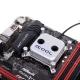 Фото Водоблок на процессор (CPU) Alphacool Eisblock XPX CPU - Intel/AMD Silver