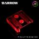 Фото Водоблок для процессора Barrow Hole Edition Intel X99 Black (LTYK3XQ-03)