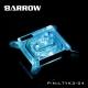 Фото Водоблок для процессора Barrow Intel s115x White (LTYK3-04)