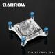 Фото Водоблок для процессора Barrow Intel X99 Blue (LTYK3X-04)