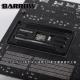 Фото Водоблок для процессора Barrow AMD Ryzen AM4 Black (LTPO3A-04)