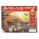 Фото Конструктор Magplayer магнитный набор 40 эл. (MPB-40)