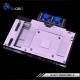Фото Водоблок на видеокарты GTX1080 Ti Mini  без бэкплейта от Bykski (N-ST1080TIMI-X)