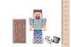 Фото Игровая фигурка Minecraft Steve in Chain Armor серия 4(16493M)