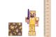 Фото Игровая фигурка Minecraft Steve в Gold Armor серия 3(16488M)