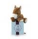 Фото Мягкая игрушка Kaloo Les Amis Коник мокко 19 см в коробке K963144(K963144)