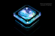 Фото Водоблок на процессор Alphacool Eisblock XPX Aurora - Plexi Black Digital RGB