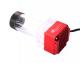 Фото Помпа с резервуаром от Bykski DDC Pump / 96mm Reservoir Combo w/ Armor - Red (B-PMD3-COV+CT96)