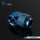 Фото Поворотный угловой адаптер 90 градусов Bykski (B-RD90-X) G1/4 синий