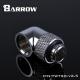 Фото Поворотный угловой адаптер 90 градусов Barrow  (TWT90-v2.5) хром