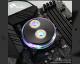 Фото Водоблок от Bykski CPU-XPR-CD на процессоры Intel с подсветкой RBW(5v 3pin)
