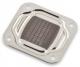 Фото Цельно никелированный Водоблок на процессор cuplex kryos NEXT  AM4 никель/никель с модулем мониторинга температуры VISION
