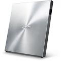 Фото Внешний оптический привод Asus DVD±R/RW USB 2.0 SDRW-08U5S-U External Silver (SDRW-08U5S-U/SIL/G/AS)