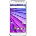 Фото Смартфон Motorola Moto G XT1550 Dual Sim White (SM4365AD1K7)