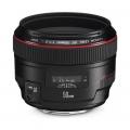 Фото Объектив Canon EF 50mm f/1.2L USM (1257B005)