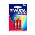Фото Батарейка Varta Max Tech AA BLI 2 Alkaline (04706101412)