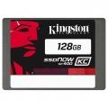 """Фото Накопитель SSD Kingston SSDNow KC400 128GB 2.5"""" SATAIII MLC Desktop Kit (SKC400S3B7A/128G)"""