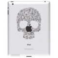 Фото Защитная плёнка Ozaki iCoat Relief Love for iPad 2/3/4 (IC830LO)