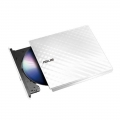 Фото Оптический привод Asus DVD±R/RW Black USB 2.0 External (SDRW-08D2S-U_LITE/WHT) White