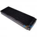 Фото Медный радиатор водяного охлаждения 390x128x45мм