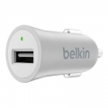 Фото Автомобильное зарядное устройство Belkin Mixit Premium USB 2.4 A Silver (F8M730btSLV)