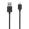 Фото Кабель Belkin USB 2.0 / Lightning 2 м Black (F8J023bt2M-BLK)