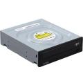 Фото Оптический привод Hitachi-LG Data Storage DVD±R SATA Black (GH24NSD0)