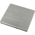 Фото Оптический привод Hitachi-LG Ultra Slim DVD R USB2.0 Silver (GP60NS60)
