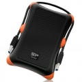 "Фото Внешний карман Silicon Power Armor A30 для HDD 2.5"" USB 3.0 Black (SP000HSPHDA30S3K)"