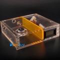 Фото Акриловый резервуар с термосенсором для установки в отсек 5.25