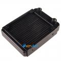 Фото Радиатор водяного охлаждения 120х120мм с резьбой G1/4