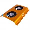 Фото Радиатор + кулер на HDD (жесткий диск)