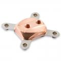 Фото Водоблок для процессора cuplex kryos NEXT 1156/1155/1151/1150, copper/.925 silver