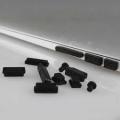Фото Силиконовые противопылевые заглушки для неиспользуемых разъемов ноутбука или компьютера