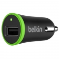 Фото Автомобильное ЗУ Belkin USB Charger (USB 2.4 A) Black