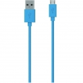 Фото Кабель Belkin USB 2.0 (AM/microB) MIXIT 2 м Blue (F2CU012bt2M-BLU)