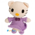Фото Hello Kitty (фиолетовая)