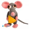 Фото Мышка с сыром