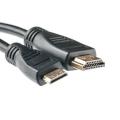 Фото Кабель HDMI - mini HDMI, 0.5m, позолоченные коннекторы - PowerPlant
