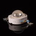 Фото Ультрафиолетовый светодиод LED 1W UV (УФ) 390-395nm
