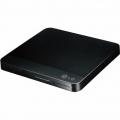 Фото Оптический привод Hitachi-LG GP50NB41 DVD+-R/RW USB2.0 EXT Ret Black (GP50NB41)