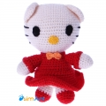 Фото Hello Kitty (красная)
