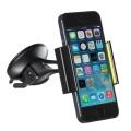 Фото Автомобильный держатель для смартфонов Kit Premium Mini Universal Black (HOLSUCMINI)
