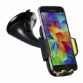 Фото Автомобильный держатель для смартфонов Kit Premium Universal Black (HOLSUCUNI)