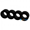Фото Держатель кабелей 4-pin (Molex IDE) черный
