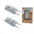 Фото Сетевое ЗУ 2E USB Wall Charger 1A, White (2E-WCRT11-1W)