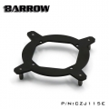 Фото Крепление для водоболока Barrow Energy series INTEL CPU Block Bracket Black (CZJ115E)